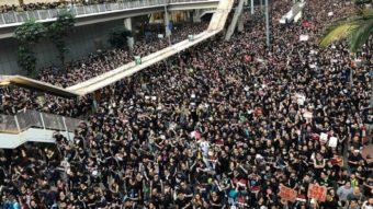 YouTube remove contas que semeavam discórdia em protestos de Hong Kong