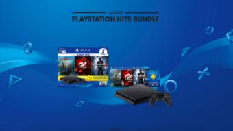 O que é um PS4 Hits Bundle?