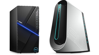 Alienware Aurora R9 e G5 Desktop são os novos PCs gamers da Dell