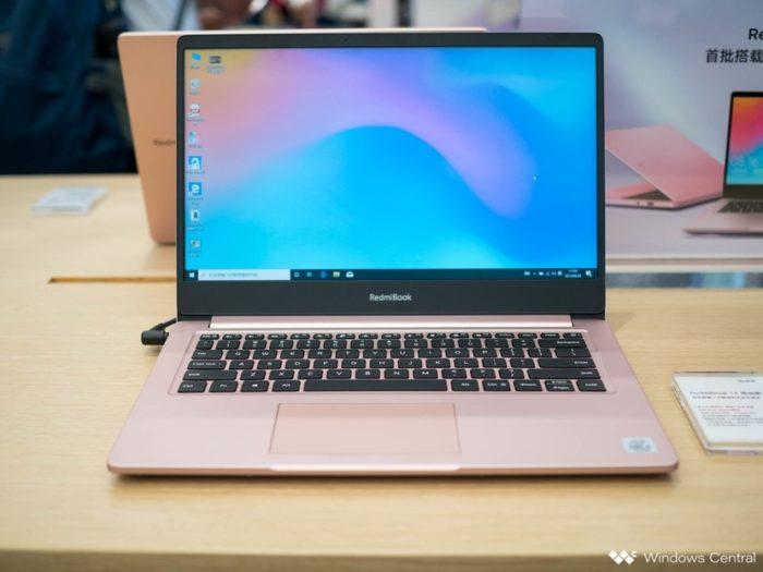 RedmiBook 14 Enhanced Edition (Foto: Windows Central)