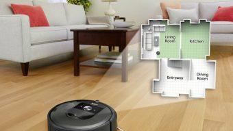 iRobot lança robô aspirador Roomba i7+ no Brasil por R$ 6.299