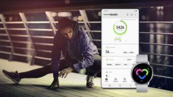 Como funciona o Samsung Health?