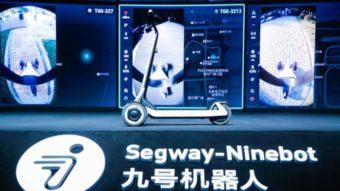 Segway-Ninebot lançam patinete elétrico que vai sozinho à estação de recarga