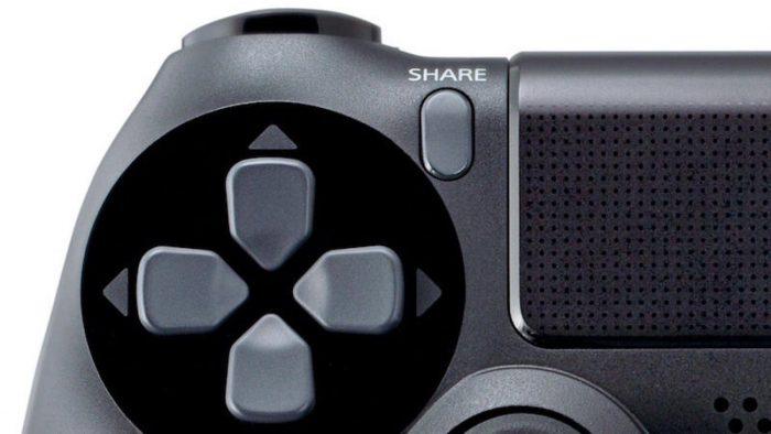 Sony / controle DualShock 4 (detalhe) / compra ps4
