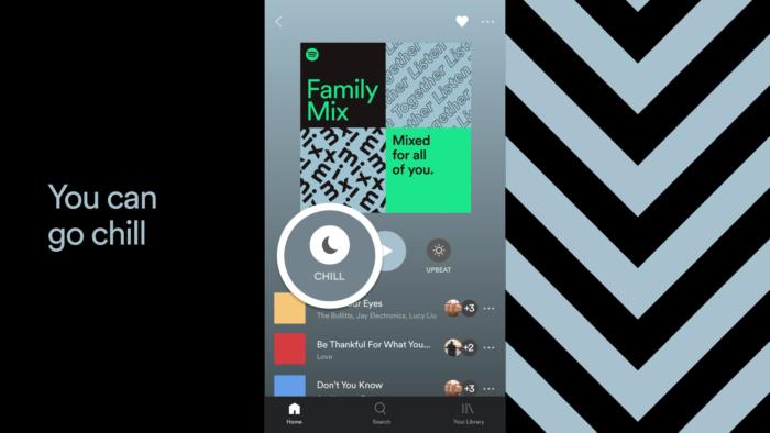 Spotify Família