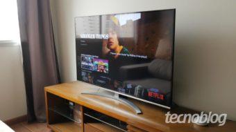 TV LG UM7650: 4K para ser vista de qualquer lugar