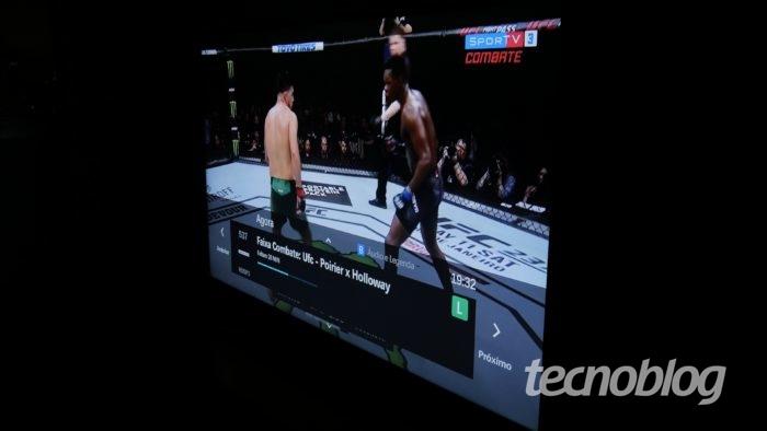 TV 4K LG UM7650