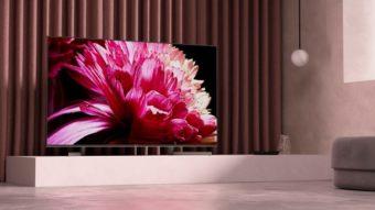 Sony lança TVs 4K X805G, X855G e X955G por até R$ 36 mil no Brasil