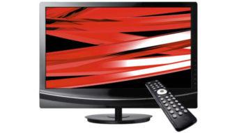 Como transformar monitor em TV [com conversor digital]