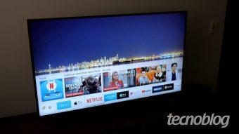 TV QLED Samsung Q60R: um bom primeiro passo