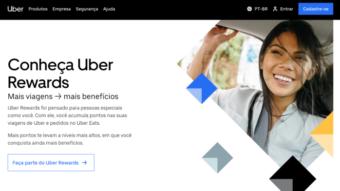 Uber Rewards chega ao Brasil com benefícios para usuários que fazem mais viagens