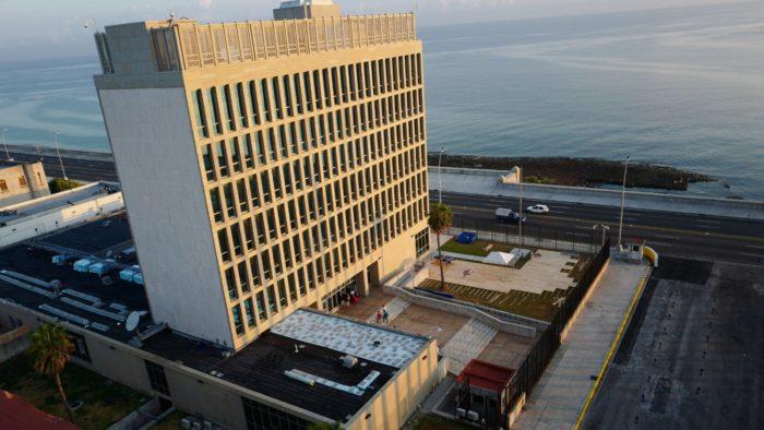 Embaixada dos EUA em Cuba / speaker