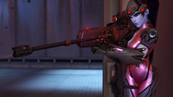3 truques com a Widowmaker em Overwatch