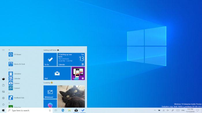 Windows 10 / Windows Insider