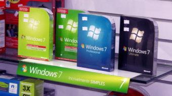 Windows 7 recebe atualização crítica grátis após fim do suporte