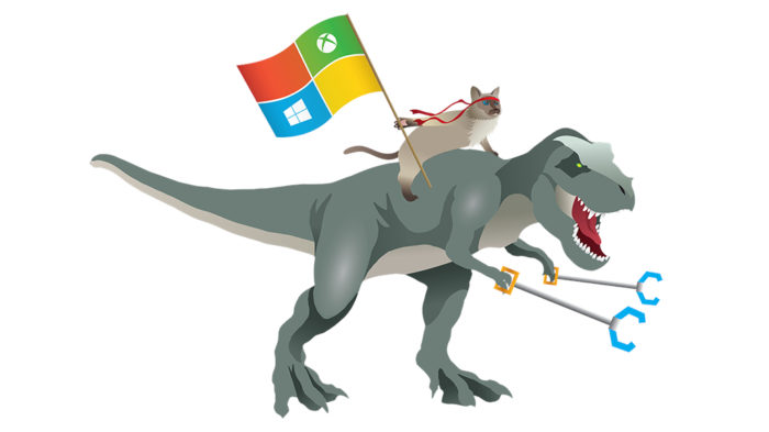 Microsoft / Ninja Cat / Windows Insider