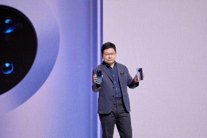 Huawei Mate 30 e 30 Pro