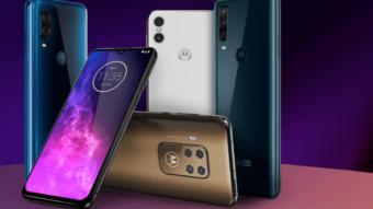 Qual é a diferença entre Motorola One, Vision, Action e Zoom?