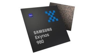 Samsung Exynos 980 tem 5G integrado para celulares intermediários
