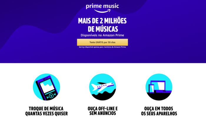 Amazon Prime chega ao Brasil com frete grátis, filmes e