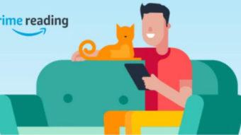 O que é Amazon Prime Reading?