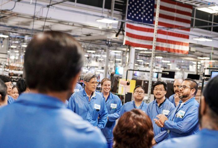 Fábrica da Apple em Austin
