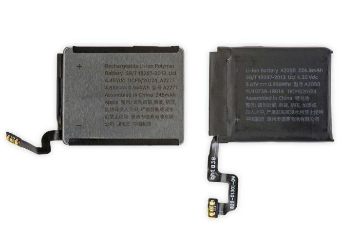 Apple Watch Series 4 e 5
