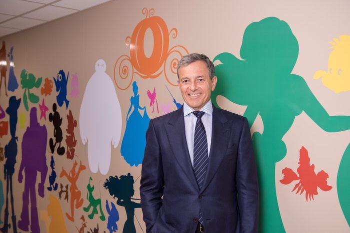 Bob Iger, CEO da Disney (Foto: Divulgação/Disney)