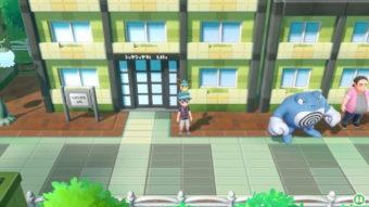 O que fazer após completar a Pokédex em Pokémon Let's Go?