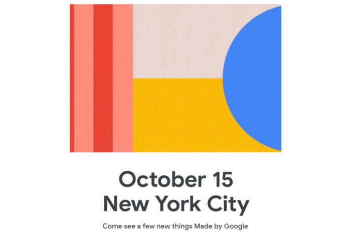 October 15 New York City - Come see a few new things Made by Google