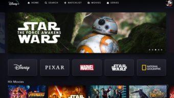 Disney+ lança versão grátis de teste para usuários na Holanda