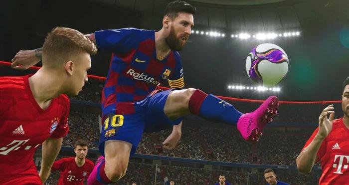 Konami / eFootball PES 2020 / jogos de futebol offline