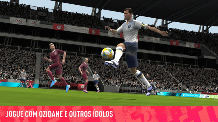 EA / FIFA Football / jogos de futebol offline