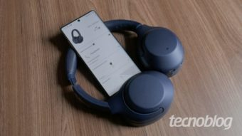 Sony WH-XB900N: graves demais com menos ruído