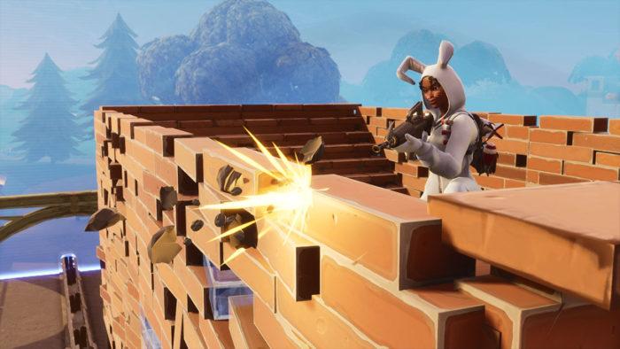 Epic Games / Fortnite / como construir rápido no Fortnite