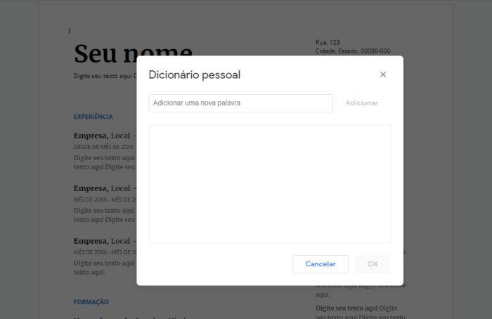 Google Docs / Como usar o Google Docs