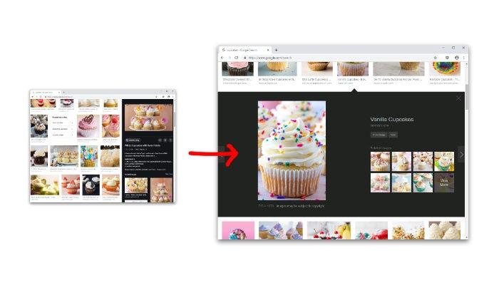 Google Images Restored / google imagens