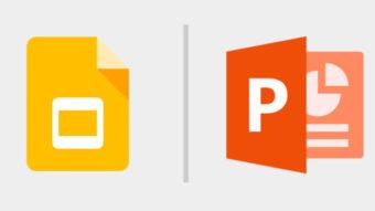 Como converter PPT em apresentação do Google Slides