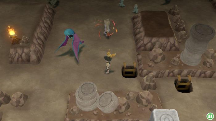 Encontrando Hitmonchan em Pokémon Let's Go