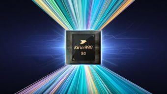 Huawei vai parar produção de chips Kirin por sanções dos EUA