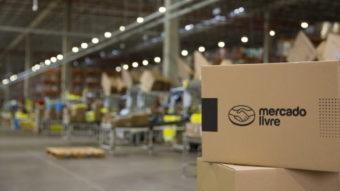 Mercado Livre anuncia mais cinco armazéns no Brasil para acelerar entregas