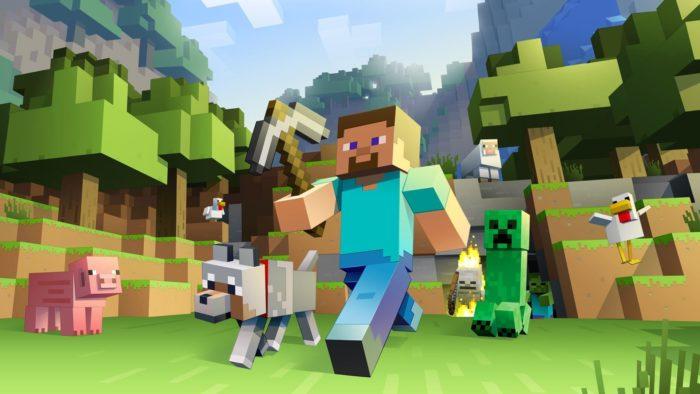 Minecraft: Story Mode / Mojang / Minecraft: Dungeons
