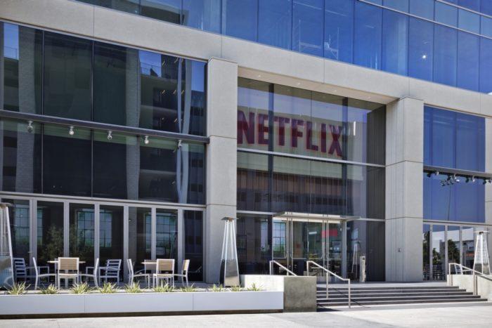 Sede da Netflix (imagem: divulgação/Netflix)