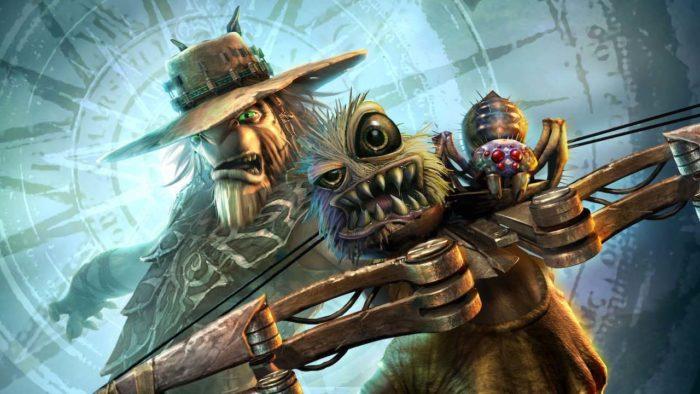 EA / Oddworld: Stranger's Wrath