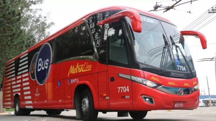 Ônibus Metra / Ubus (foto: divulgação)
