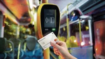 São Paulo anuncia pagamento de tarifa de ônibus com celular ou cartão NFC
