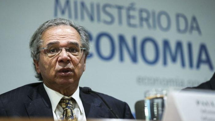 Paulo Guedes (José Cruz/Agência Brasil)