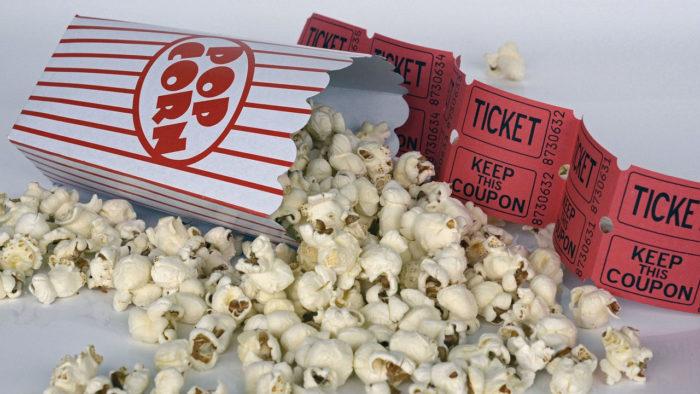 annca / pipoca e ingressos de cinema / PrimePass cinema