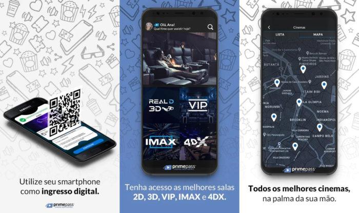 Android / PrimePass Cinema