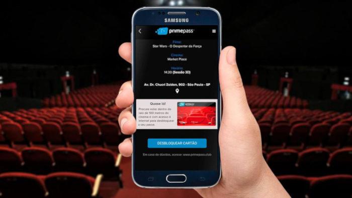 PrimePass Cinema